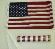 Cloth Us Antenna Flags